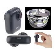 360°-Panorama-Kamera für Android-OTG-Smartphones, 2K, YouTube Live