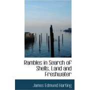 Rambles in Search of Shells, Land and Freshwater by James Edmund 1841 Harting