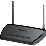 Рутер ZyXEL NBG6616, Simultaneous Dual-Band Wireless AC1200 Media Router, 802.11ac (300Mbps/2.4GHz+867Mbps/5GHz) - NBG6616-EU0101F