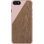 Skin Native Union Luxury Clic Apple iPhone 6 Plus Lemn de nuc Blossom