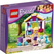 LEGO Friends - Stephanie újszülött báránykája