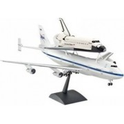 Macheta Revell Boeing 747 SCA and Space Shuttle