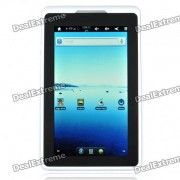 """7"""" Capacitive Touch LCD Android 2.3 Tablet PC w/ Wi-Fi/USB Host/HDMI (4GB/ROCKCHIP RK2918)"""