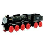 Learning Curve Thomas and Friends Hiro - Locomotora de juguete con vagón de carbón