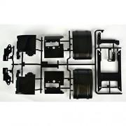Tamiya 319225145 - Accesorios: Y-partes fender Mercedes Benz Actros 56335, 1 pieza