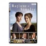 Sense and Sensibility:David Morrisey,Janet McTeer,Hattie Morahan - Ratiune si simtire (DVD)