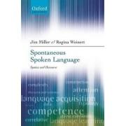 Spontaneous Spoken Language by Jim Miller