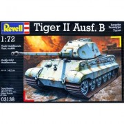 Maquette Char Allemand Tiger Ii Ausf.B-Revell