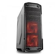 Cougar MX310 Midi-Tower Nero vane portacomputer
