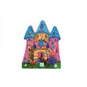 Children Toys The fairy castle - 54 pcs