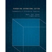 Fundamentals of Differential Equations by R. Kent Nagle