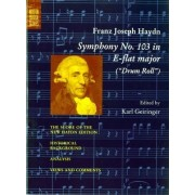 Symphony No. 103 in E-Flat Major (Drum Roll) by Joseph Haydn