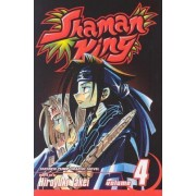 Shaman King: v. 4 by Hiroyuki Takei