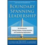 Boundary Spanning Leadership by Chris Ernst