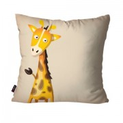 Capa Para Almofada 45 x 45 cm Infantil Girafa