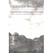 Memorable Deeds and Sayings by Valerius Maximus