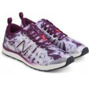 New Balance WX811IC Running Shoes(Purple)