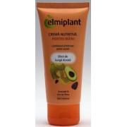 Elmiplant Crema nutritiva pentru maini cu Avocado si Unt de shea (150 ml)