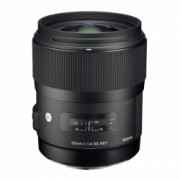 Sigma 35mm f/1.4 DG HSM Art - Sony