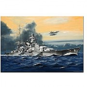 Revell Germany 1/1200 Battleship Scharnhorst Model Kit