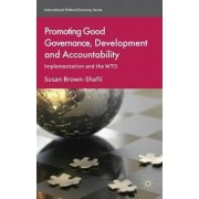 Promoting Good Governance, Development and Accountability 2011 by Susan Brown-Shafii