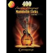 400 Smokin' Bluegrass Mandolin Licks