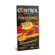 CONTROL FINISSIMO (Oferta Segura) 12 Unidades