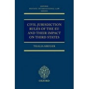 Civil Jurisdiction Rules of the EU and Their Impact on Third States by Thalia Kruger