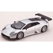 Post Hobby 1/64 Lamborghini Murcielago R-GT Silver (japan import)