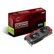 Asus GeForce GTX 980TI VGA 6GB Poseidon, Nero