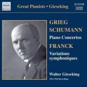 Schumann& Grieg - Piano Concerto Op.54 (0747313311026) (1 CD)