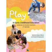 Play in Early Childhood Education by Marjory Ebbeck