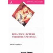 Didactica lecturii o abordare functionala - Octavia Costea