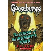 The Curse of the Mummy's Tomb by R L Stine