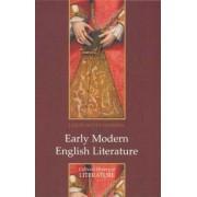 Early Modern English Literature by Jason Scott-Warren