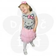 Suknjica Ena- bebi roze