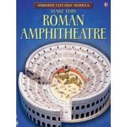 Cut-out Roman Amphitheatre by Iain Ashman