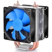 DEEPCOOL® ICE BLADE 200M sistema di raffreddamento CPU Dual 8mm Heatpipes e Dual 92mm Fans Support Socket LGA 2011
