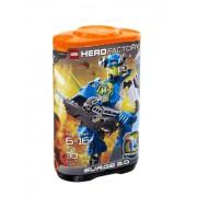 LEGO Hero Factory Surge 2.0 - figuras de construcción (LEGO, Multicolor)