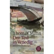 Der Tod in Venedig Und Andere Erzahlungen by T Mann