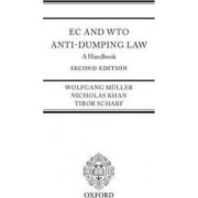 EC and WTO Anti-dumping Law by Wolfgang Mueller
