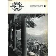 Les Transports Publics Ust, N° 6, Juin 1965, Organe Officiel De L'union D'entreprises Suisses De Transport