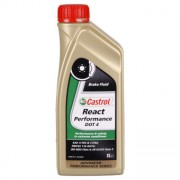 Castrol REACT Performance DOT 4 1 Litre Can