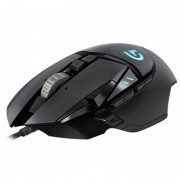 Mouse gaming Logitech G502 Proteus Spectrum RGB Tunable