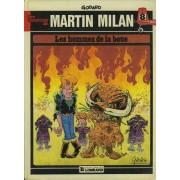 Les Aventures De Martin Milan (Deuxième Série) Tome 8 Les Hommes De La Boue