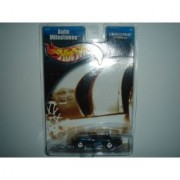 Hot Wheels 2002 Auto Milestones Dodge Viper RT/10 - Dark Blue