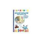 ACTIVITATI MATEMATICE 4-5 ANI.