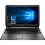 Laptop HP ProBook 450 G3 15.6 inch Full HD Intel Core i5-6200U 8GB DDR4 256GB SSD FPR Windows 10 Pro downgrade la Windows 7 Pro