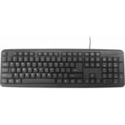 Tastatura Gembird KB-U-103 US layout Black