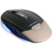 Mouse E-Blue Horizon Wireless Optic 1750DPI Gold USB